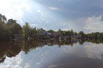 Village along the Rungan River [kalteng_1018]