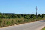Windfarm in the Pedernales Peninsula,Dominican Republic.