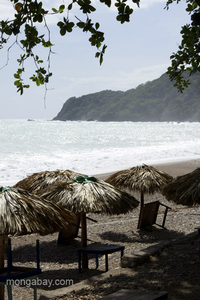 Costal resort on the Pedernales Peninsula, Dominican Republic.