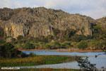 Tsingy of Ankarana as seen from the western side [madagascar_ankarana_0004]