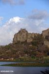 Tsingy of Ankarana as seen from the western side [madagascar_ankarana_0010]