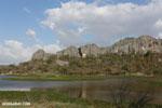 Tsingy of Ankarana as seen from the western side [madagascar_ankarana_0013]