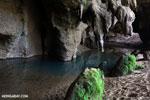 Blue pool in a cave in Ankarana [madagascar_ankarana_0049]