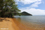 Beach on Nosy Mangabe [madagascar_maroantsetra_0188]