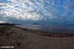 Sunrise over Nosy Mangabe and the beach in Maroantsetra [madagascar_maroantsetra_0265]
