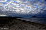 Sunrise over Nosy Mangabe and the beach in Maroantsetra [madagascar_maroantsetra_0270]