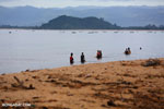 Villagers fishing on a beach in Maroantsetra [madagascar_maroantsetra_0296]