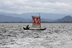 Boat near Nosy Mangabe [madagascar_masoala_0023]