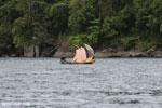 Boat near Nosy Mangabe [madagascar_masoala_0027]