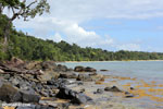 Masoala beach