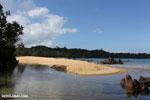 White sand beach at Tampolo on the Masoala Peninsula [madagascar_masoala_0707]