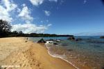 White sand beach at Tampolo on the Masoala Peninsula [madagascar_masoala_0710]