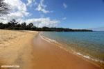 White sand beach at Tampolo on the Masoala Peninsula [madagascar_masoala_0713]
