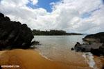 Boulders on a beach in Tampolo Marine Park on the Masoala Peninsula [madagascar_masoala_0811]