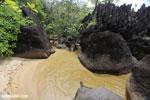 Boulders on a beach in Tampolo Marine Park on the Masoala Peninsula [madagascar_masoala_0823]