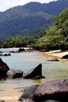 Masoala Peninsula coastline