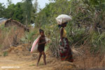 Malagasy villagers