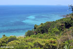 Reef and coast off Nosy Komba
