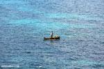 Boat off Nosy Komba [madagascar_nosy_komba_0099]