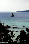 Boat off Nosy Komba [madagascar_nosy_komba_0102]