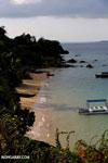 Boat off Nosy Komba [madagascar_nosy_komba_0106]