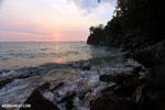 Sunset off Nosy Komba [madagascar_nosy_komba_0144]