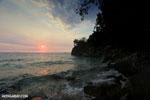 Sunset off Nosy Komba [madagascar_nosy_komba_0146]