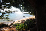 Beach on Nosy Komba [madagascar_nosy_komba_0253]