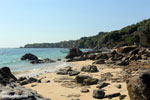 Beach on Nosy Komba [madagascar_nosy_komba_0257]