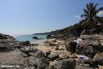 Beach on Nosy Komba [madagascar_nosy_komba_0258]