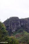 Rock faces in Madagascar
