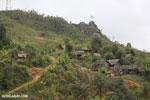 Village in Toamasina, Madagascar