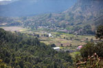 Valley along the road from Tana to Moramanga