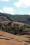 Small village in Madagascar [madagascar_1695]