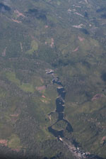 Aerial view of deforestation in Madagasar [madagascar_1741]