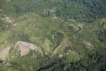 Aerial view of deforestation in Madagasar [madagascar_1782]