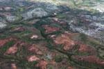 Aerial view of erosion in southern Madagascar [madagascar_3085]