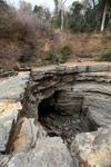 Sink hole in Ankarana
