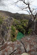 Lac Vert in Ankarana