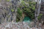 Lac Vert ('Green Lake') in Ankarana [madagascar_4310]