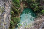 Lac Vert ('Green Lake') in Ankarana [madagascar_4312]