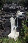 Chute Andriamamovoka (waterfall) on the Namorona River in Ranomafana [madagascar_5602]