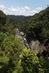 Namorona River canyon in Ranomafana