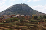 Terraced rice fields near Fianarantsoa [madagascar_5616]