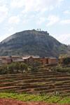 Terraced rice fields near Fianarantsoa [madagascar_5617]