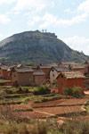 Village near Fianarantsoa [madagascar_5620]