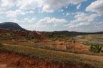 Terraced rice fields near Fianarantsoa [madagascar_5626]