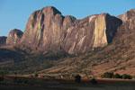 Tsaranoro Mountain, 2625-foot face of granite [madagascar_5907]