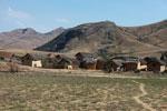 Village in the Tsaranoro Valley [madagascar_5954]