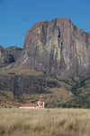 Church in the Tsaranoro Valley [madagascar_5964]